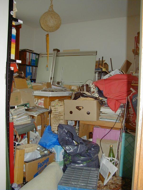 Gros débarras d'appartement