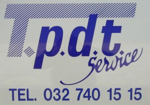 Ancien logo T.pdt Services (TEEN Services)
